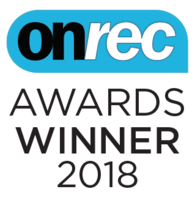 onrec winner 2018 logo