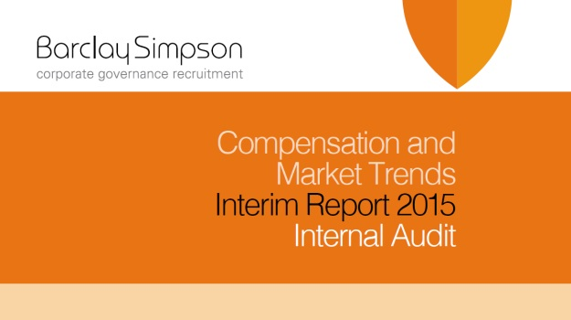 Compensation and Market trends Interim reports 2015 - Internal Audit