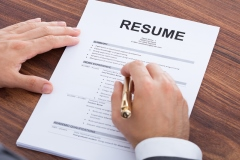 Dos and Don'ts of Writing your Audit CV