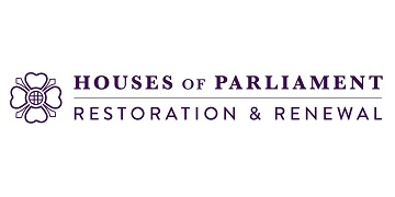 Houses of Parliament Restoration & Renewal Programme logo