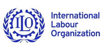 The International Labour Organization (ILO) logo