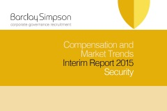 Barclay Simpson Market Report - Security