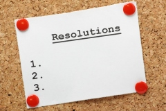 New Year Resolutions: Revitalised!