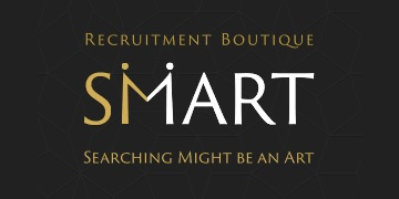 S.M.Art recruitment boutique logo