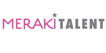 Meraki Talent logo
