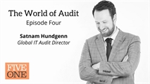 The World of Audit - Episode 4 - Satnam Hundgenn, Global IT Audit Director