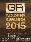 GR Awards 2015 - Highly Commended
