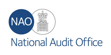 National Audit Office (NAO) logo
