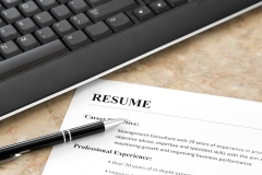 Writing an Accountancy CV to get an Audit Job